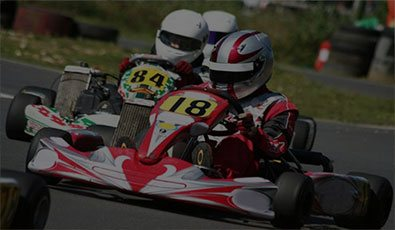 Paintball y karting