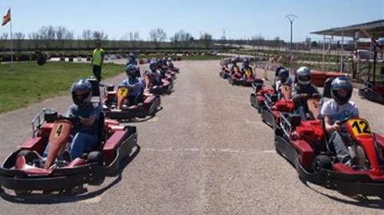 Foto paintball y karting 5